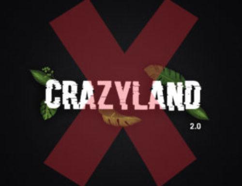 RINVIATO CRAZYLAND 2.0